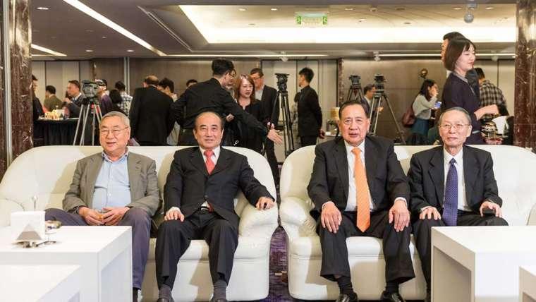 搶銀髮商機 陳盛沺推華人熟齡協會