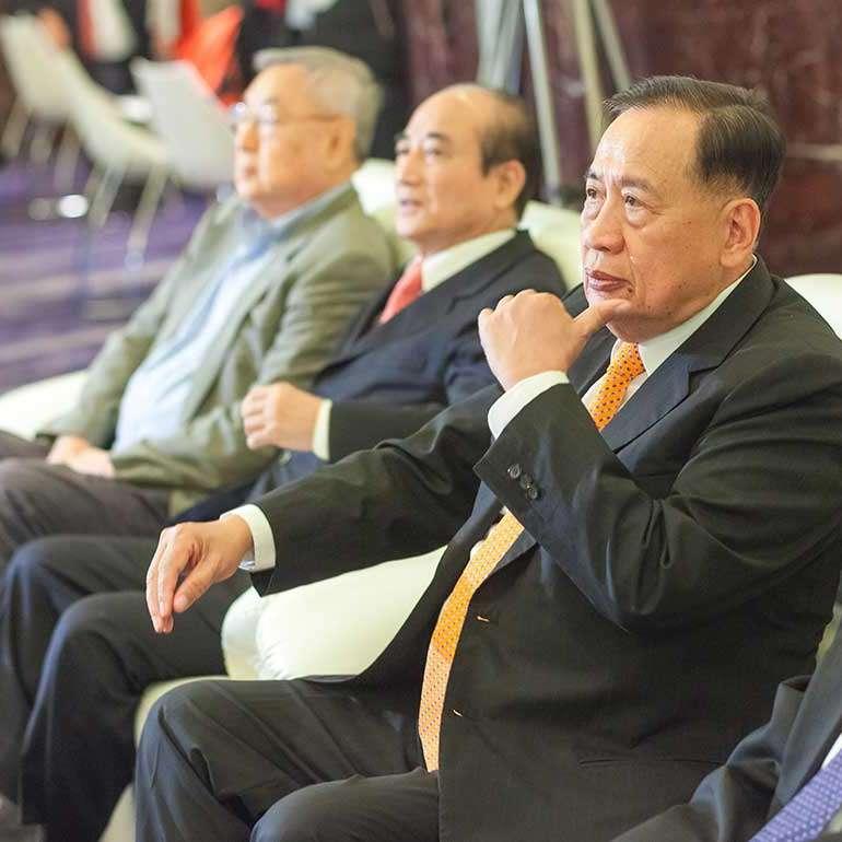 陳盛沺推熟齡生活產業 建養生智能出租宅