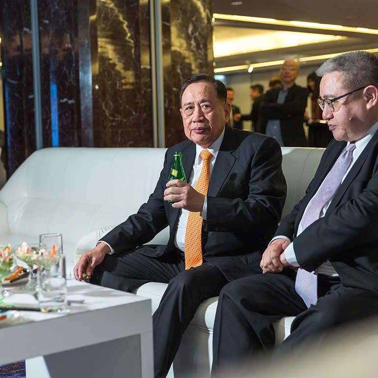 華人熟齡生活產業發展協會開幕 為銀髮族未來打好基礎
